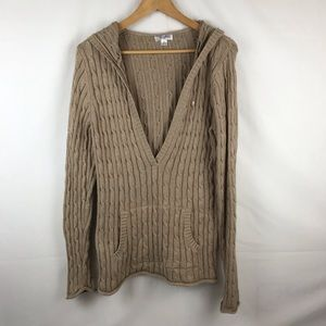 Old Navy Perfect Fit Hooded Sweater Size XL